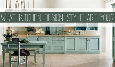 What Kitchen Design Style Are You?