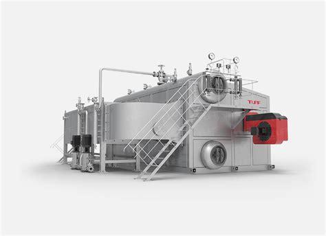 Condensing Gas Fired Steam Boiler
