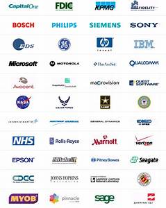 Popular Business Logos And Names