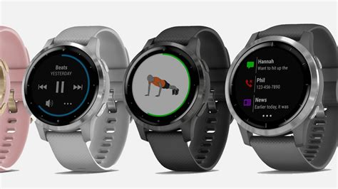 Garmin Vivoactive 4 unveiled – fitness smartwatch aims to