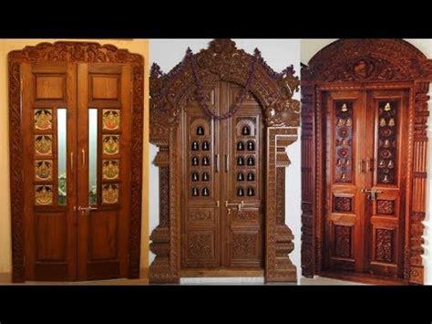 Doors For Home by Pooja Room Doors Wooden Door Frame And Door Designs