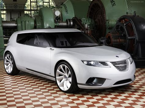 Saab 9 X Biohybrid Concept Exotic Car Image 10 Of 24