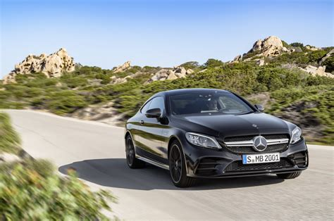 2019 Mercedesbenz Cclass Coupe And Cab Unveiled  Top Speed