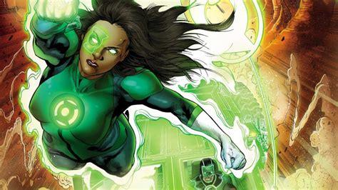 jessica cruz green lantern league  justice superheroes