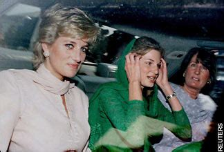 lady annabel  reveal diana secrets telegraph