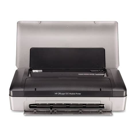 galleon hp officejet 100 portable printer with bluetooth mobile printing cn551a