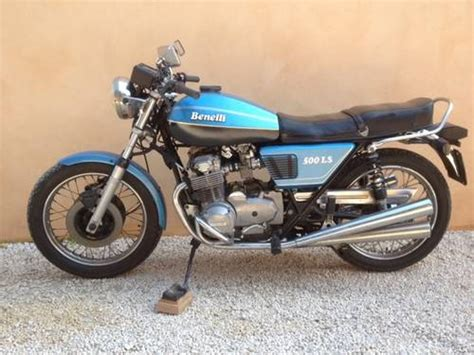 pipe ls for sale benelli 500 ls 1977 for sale car and classic