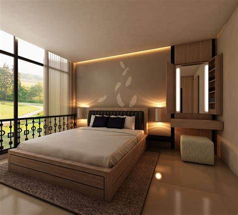 Desain Kamar Tidur Minimalis  Bay Design Jogja