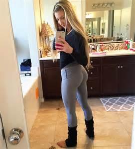 Instagram Girls Yoga Pants