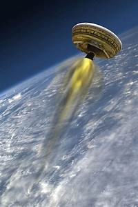 Space Images   LDSD's Rocket-powered Test Vehicle