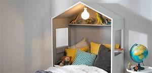 Tete De Lit Cabane : t te de lit cabane pour les makers ~ Melissatoandfro.com Idées de Décoration