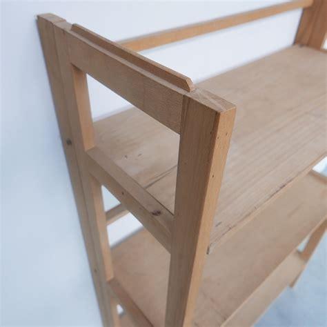 table pliante cuisine etagere bouquiniste en bois pliable chez les voisins