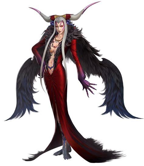 ultimecia characters art dissidia final fantasy nt
