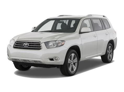 2010 Toyota Highlander Specifications, Pricing, Photos