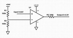 op amp digital level shifter with op amp electrical With opamp levelshifting