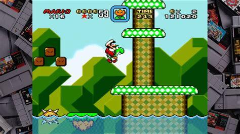Super Mario World Yoshis Island 4 Youtube