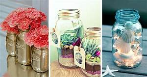 44 best diy mason jar crafts ideas and designs for 2017 With what kind of paint to use on kitchen cabinets for diy jar candle holders