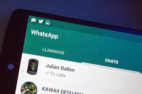 descarga  instala whatsapp  material design apk