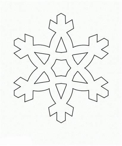 Schneeflocke Ausmalbilder Ausdrucken Malvorlagen Weihnachten Schneeflocken Vorlage