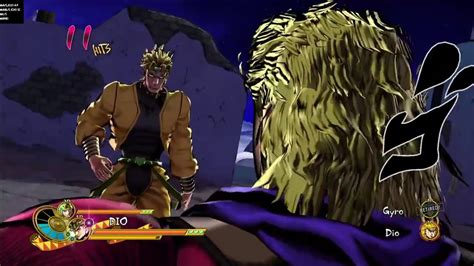 Part 3 Dio With 1 Part 3 Dio Interactions With Part 1 Dio Jojo S