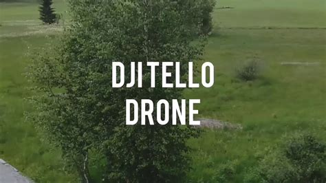 Maybe you would like to learn more about one of these? DJI Tello Drone | Sample Footage | Kitzbühel Austria ...