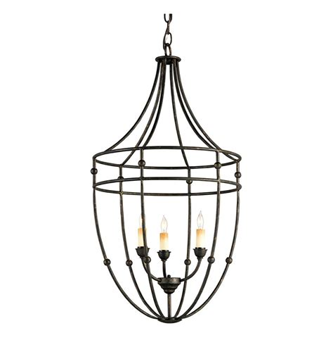 lantern pendant light black french country black metal frame 3 light lantern pendant