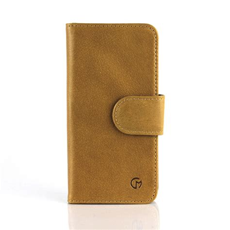 iphone 6 leather cases iphone 6 leather wallet brown casemade uk