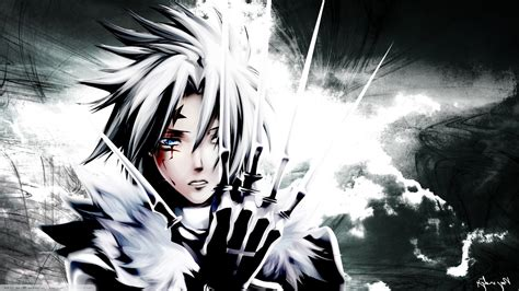 Anime So Wallpaper - d gray wallpapers hd desktop and mobile backgrounds