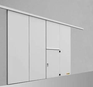 Porte Industrielle Coulissante : atdcf produits de la categorie portes coulissantes industrielles ~ Teatrodelosmanantiales.com Idées de Décoration