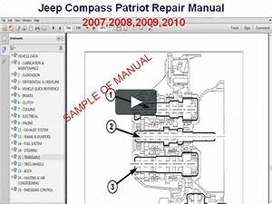 F30155 2009 Jeep Compass Engine Diagram