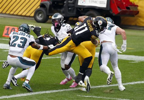 Pittsburgh Steelers: Studs and duds from Week 5 vs. Eagles