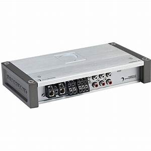 Diamond Audio Hxm800 4d 800w Rms 4 Channel Amplifier