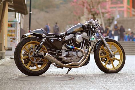 Harley Xl883 Sportster Cafe Racer