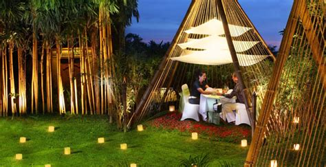 tempat bulan madu romantis  indonesia pengantin