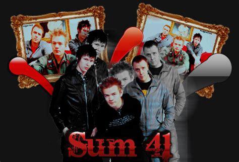 Sum 41 By Socrazysocool On Deviantart