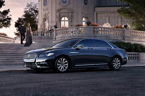 Pictures Of New Lincoln Continental by 2017 Lincoln Continental Priced From 45 485 To 69 105
