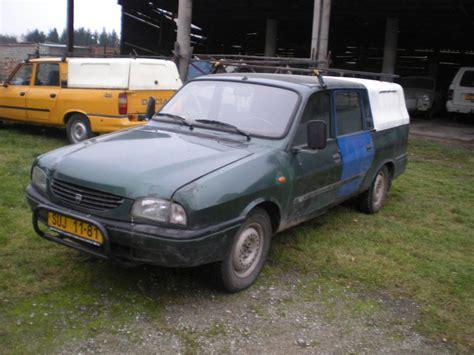 2000 Dacia Pick-up 1307 Double Cab 1.6 Benzín 50.5 Kw