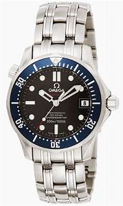 Expensive Mens Watches: Omega Watches For Men Seamaster