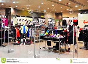 Nike Retail Store, Hong Kong Editorial Stock Photo - Image ...