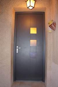 Porte D Entrée Pvc : porte d 39 entr e aluminium pvc finstral nova alu vigouroux ~ Dailycaller-alerts.com Idées de Décoration