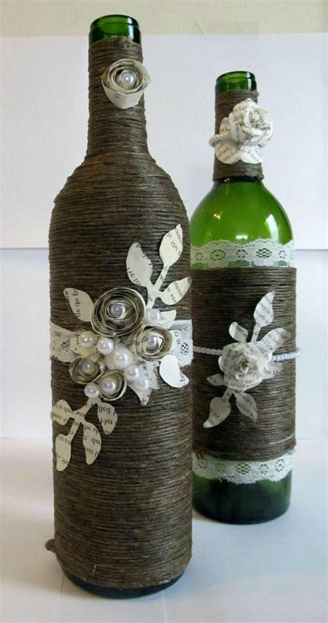 ideen fuer flasche verpacken zum entlehnen