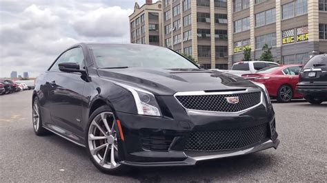 cadillac ats  coupe group review great car  drive