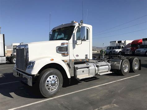 2018 Freightliner Coronado 122 Sd Day Cab Truck For Sale