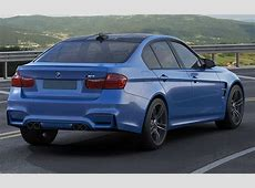 BMW M3 F30 3D Model CGTradercom