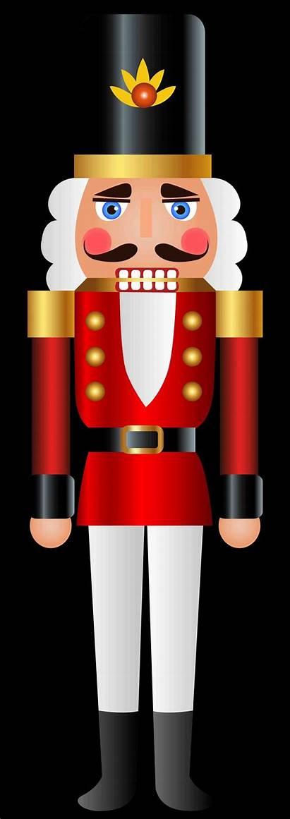 Nutcracker Clipart Christmas Royalty Nutcrackers Clip Banner