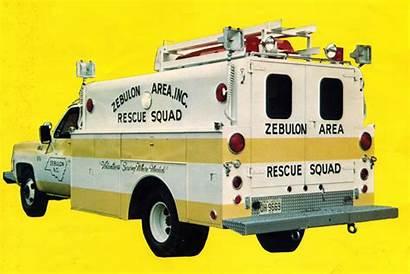 Rescue Murphy Squad Gmc Brochure Trucks Truck