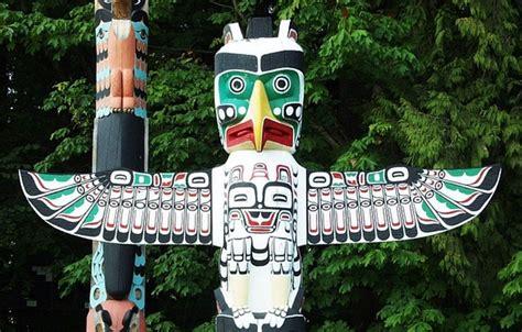 indianer bedeutung totem schutzgeister der indianer