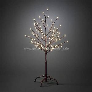 Led Baum Innen : led lichterbaum braun lichterzweig led baum gartendekoration beleuchtet winterbeleuchtung ~ Sanjose-hotels-ca.com Haus und Dekorationen
