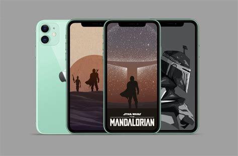 mandalorian iphone wallpapers