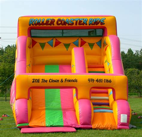 the top slide and bounce house rentals in